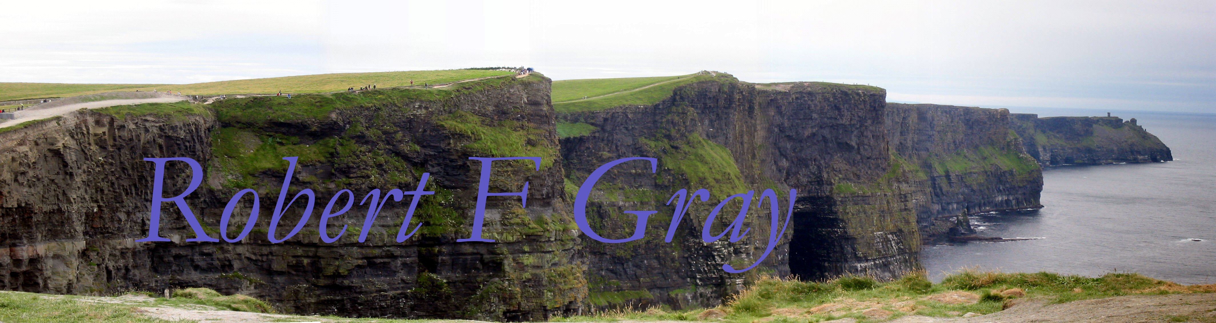 Robert F. Gray - Cliffs of Moher, Ireland